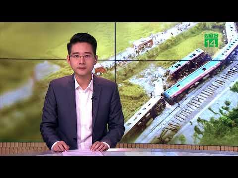 VTC14 | Tai nạn tàu hỏa ở Thanh Hóa xảy ra như thế nào?
