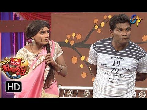 Chammak Chandra Performance | Extra Jabardasth | 23rd February  2018  | ETV Telugu