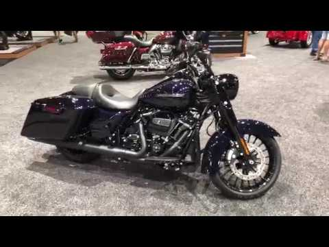 2019 harley davidson flhrxs road king special review youtube. Black Bedroom Furniture Sets. Home Design Ideas