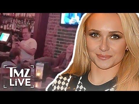 Hayden Panettiere Gets (Fake) Engaged! | TMZ Live