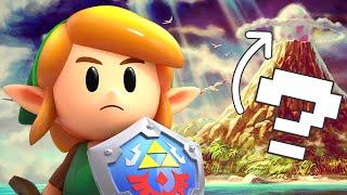 Co jest w wielkim jajku? | The Legend of Zelda Link's Awakening [NS]