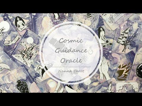 開箱  宇宙領域神諭卡 • Cosmic Guidance Oracle // Nanna Tarot