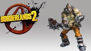 NEW Borderlands 2 KRIEG Gameplay (DLC)