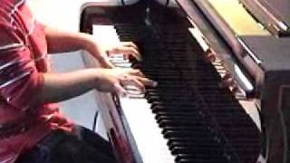 Abhik (8) Playing Strange Meadow Lark (Brubeck)