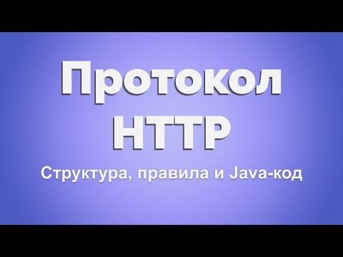HTTP протокол для Java-разработчика. Часть 1. Стек протоколов, структура сообщений.