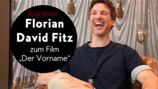 Florian David Fitz im InStyle Interview