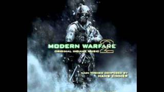 Modern Warfare 2 Soundtrack - 22 The Only Easy Day...Was Yesterday