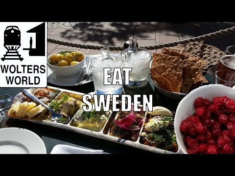 Swedish Food & What You Should Eat in Sweden