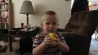 Eww, lemon juice!