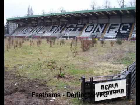 Abandoned Football Grounds