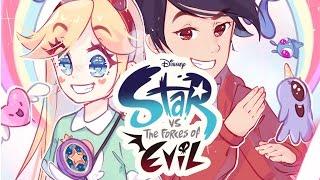 Speedpaint | Fanart - Star vs. the Forces of Evil [Paint tool SAI]