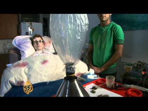 Israelat Forefront Oftesting Medical Marijuana
