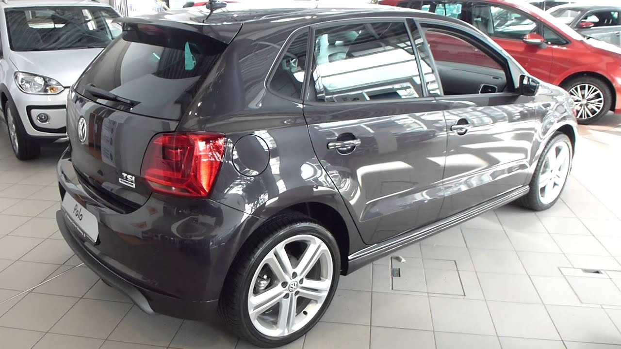 2016 vw polo 39 39 allstar 39 39 39 39 r line 39 39 1 0 tsi 75 hp see also playlist youtube. Black Bedroom Furniture Sets. Home Design Ideas