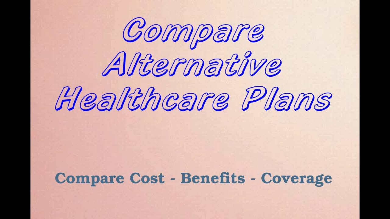 Compare Alternative Insurance Christian Healthcare Vs Medi Share