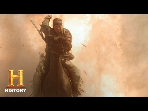 Texas Rising: Series Event Premiering Memorial Day 2015 on HISTORY | History