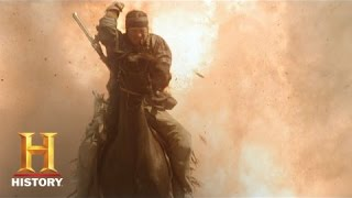 Texas Rising: Series Event Premiering Memorial Day 2015 on HISTORY   History