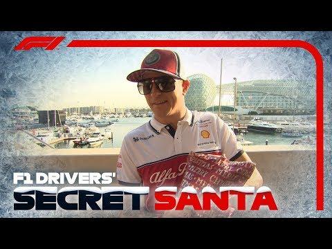 F1 Drivers' Secret Santa 2019