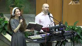 Sorin si Daniela Piu: Spune-i lui Isus si in grija Lui te lasa