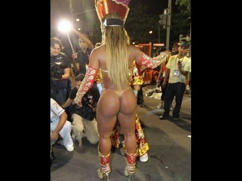 nude brazilian dancing girl