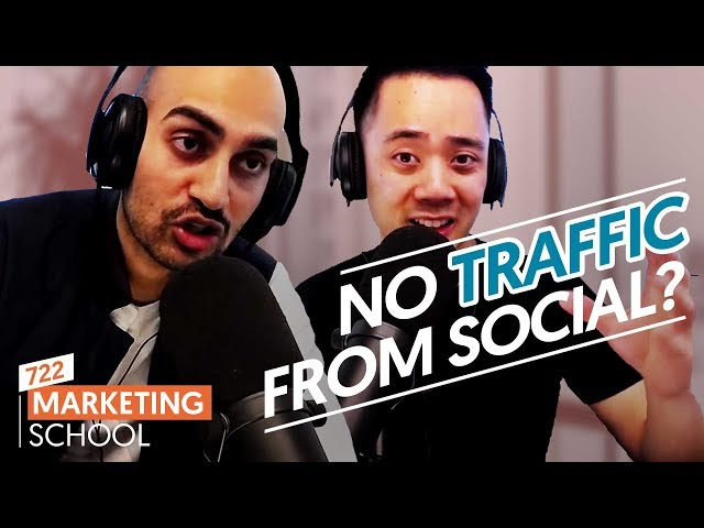 What to do When a Social Network Stops Driving You Traffic | Ep. #722