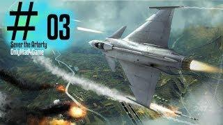JSAF Jane's Advanced Strike Fighters (PC) Game-play Mission # 03 Walkthrough 720p.mp4