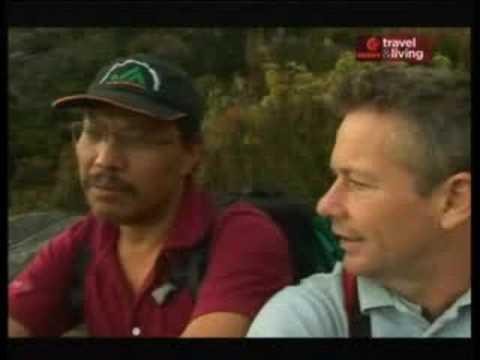 Ian Wright goes up Mt Kinabalu