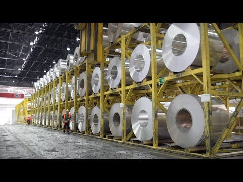 Jak Produkowane Są Blachy I Taśmy Z Aluminium? - Fabryki W Polsce