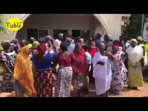 Jubilation as Kidnappers Free 27 Students Abducted In Nigeria's Kaduna State