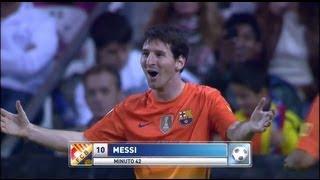 La Liga | Deportivo de La Coruña - FC Barcelona (4-5) | 20-10-2012 | J8 | Resumen