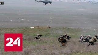 НАК: преступлений на Северном Кавказе, связанных с терроризмом, стало вдвое меньше - Россия 24