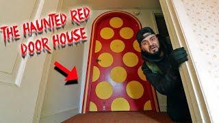 THE HAUNTED RED DOOR HOUSE   MOE SARGI