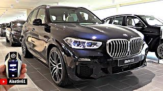 The New BMW X5 2019 FULL Review Interior Exterior Infotainment