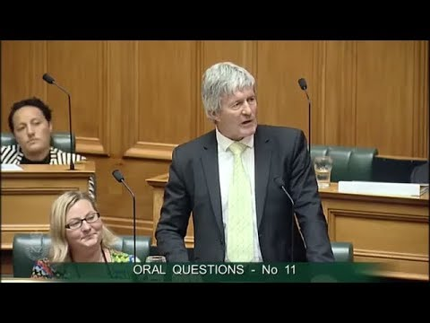 Question 11 - Nick Smith to the Minister of Forestry