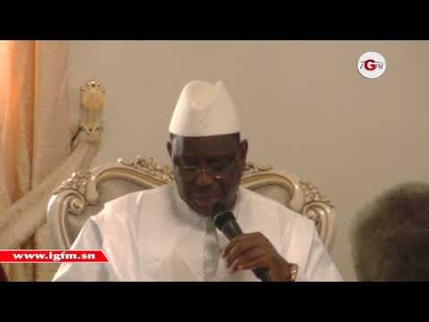 Ndiassane: Macky Sall vante ses réalisations dans les cités religieuses