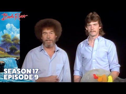 Bob Ross - Lake View (Season 17 Episode 9)