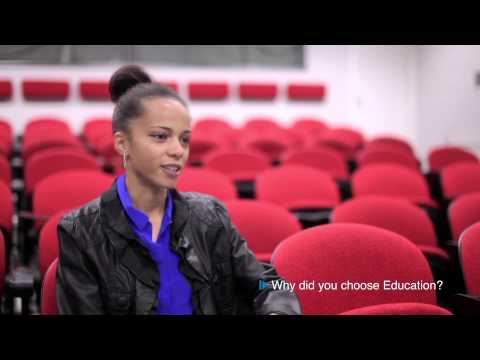 Meet Mariah - Primary and Secondary Special Education