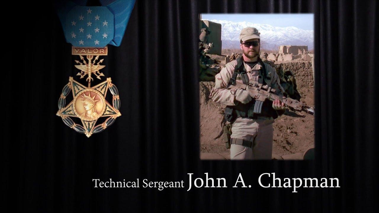 john chapman medal of honor