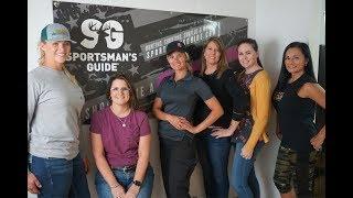 Paying It Forward!! (Part 3) Sportsman's Guide Women's Self-Defense Tour Stop:  Sebring, FL