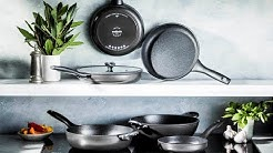 Essteele Per Domani. Nonstick cookware reinforced with diamonds & titanium