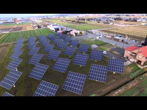 FOUNDUPS: Japan Solar Exploding - Japan will become the leader renewable energy production