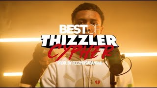 D-Lo, Haiti Babii & Ziggy    Best Of Thizzler 2018 Cypher