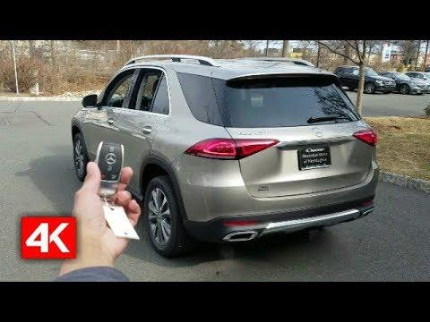 2020 MERCEDES BENZ GLE 350 4MATIC SUV 4K IN DEPTH WALKAROUND STARTUP INTERIOR EXTERIOR & TECH