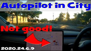 EP379 - Tesla Autopilot test on city roads. Is it really that bad?