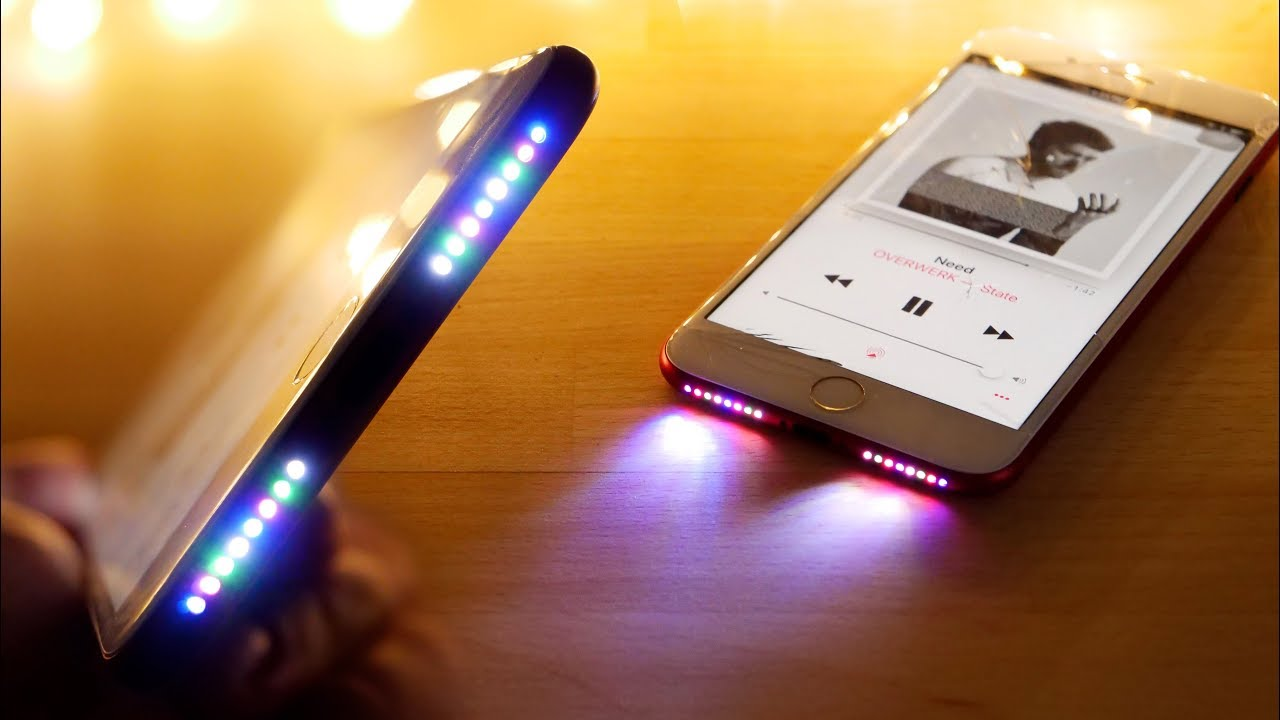 Glowing Case For Iphone