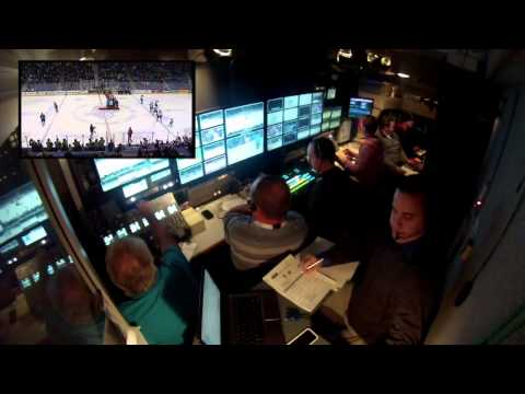 Behind The Scenes Of A WHL On Shaw Hockey Broadcast