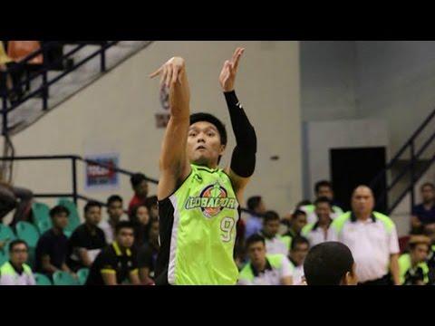 GlobalPort vs. Barako Bull - OT | Philippine Cup 2015-2016