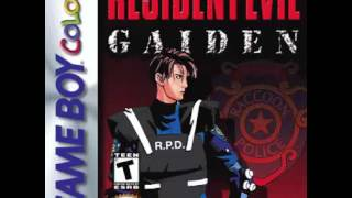Resident Evil Gaiden -OST-  Battle #2 (Last Fight)
