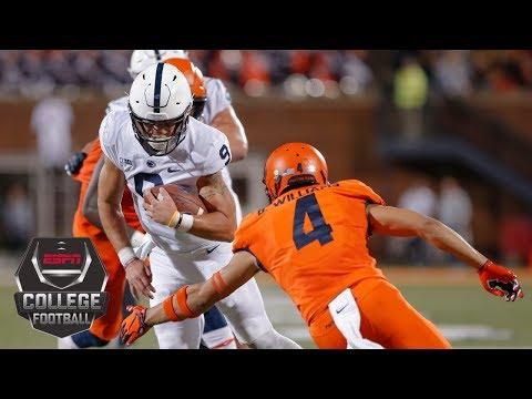 College Football Highlights: Penn State rolls past Illinois 63-24 | ESPN