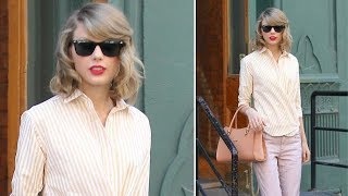 Oops! Taylor Swift Is A Wrinkled Mess In NYC [2014]