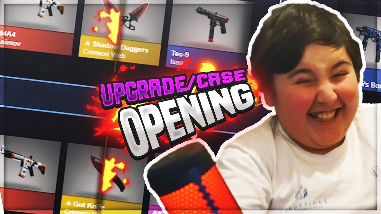 დათუნას დანები გააქვს!!! | Case Opening #5